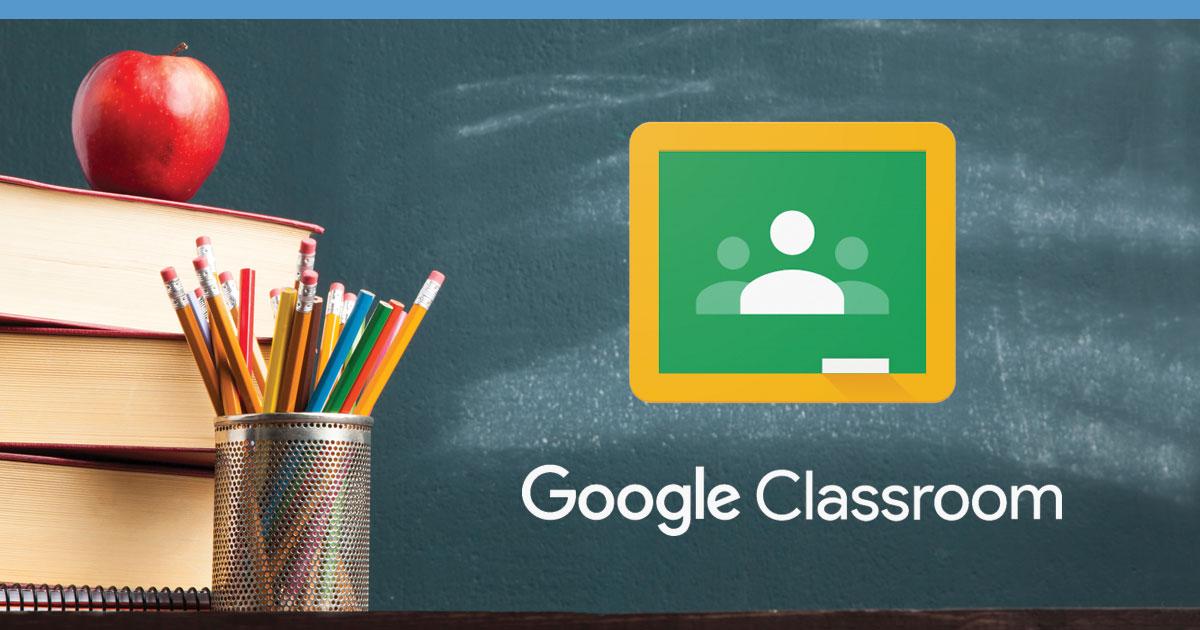 Risultato immagini per Google Classroom